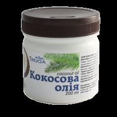Кокосовое масло Triuga, 200 мл
