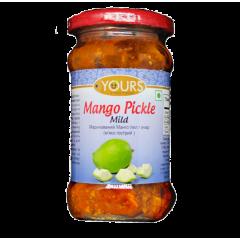 Маринованный манго пикл / ачар (мягко-острый), 283 г