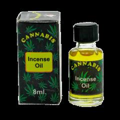 Индийское ароматическое масло конопляное Cannabis, 8 мл