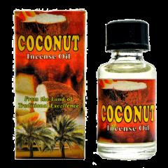 Индийское ароматическое масло кокосовое Coconut, 8 мл