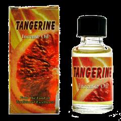 Индийское ароматическое масло мандаринчик Tangerine, 8 мл