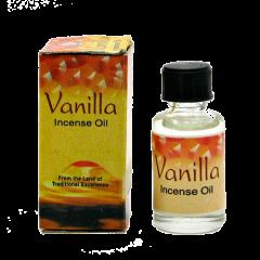 Индийское ароматическое масло ваниль Vanilla, 8 мл
