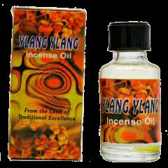 Индийское ароматическое масло иланг-иланг Ylang Ylang, 8 мл
