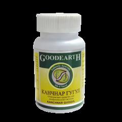 Канчнар гуггул Goodcare Pharma, 60 капсул