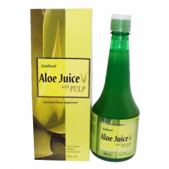 Алоэ Вера сок с мякотью Sahul, 500мл