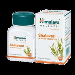 Шатавари Himalaya Herbals, 60 табл.