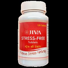 Стресс Фри Stress Free Jiva Ayurveda, 120 таб