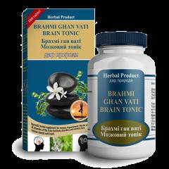 Брахми Гханвати Гурукул Herbal Product, 100 таб.