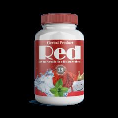 Зубной порошок Красный Herbal Product, 100 г