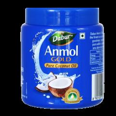 Натуральное кокосовое масло Dabur Anmol Gold, 175мл+25мл