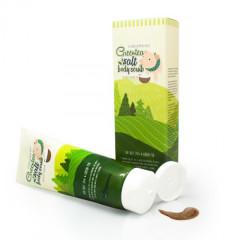 Elizavecca Скраб для тела с экстрактом зеленого чая Milky Piggy Greentea Salt Body Scrub, 300г