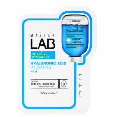 Тканевая маска с гиалуроновой кислотой Master Lab Intensive Hydrating Hyaluronic Acid, 19г