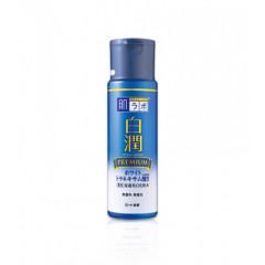 Премиум отбеливающий лосьон с транексамовой кислотой Hada Labo Shirojyun Premium Medicated Whitening