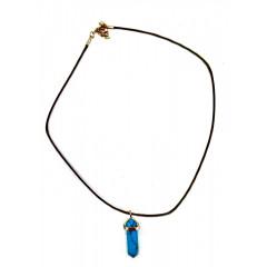 Ожерелье с кулоном из камня (Бирюза)