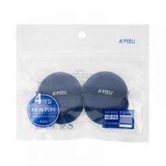 Apieu Спонж для макияжа 4 Layer Air In, 4 шт