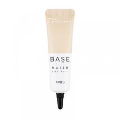 Apieu Base Maker Vanilla Beige База для макияжа SPF30, 20 мл