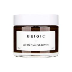 Кофейный скраб для лица BEIGIC Correcting Exfoliator, 70 мл