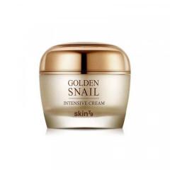 Крем для лица с золотом и муцином улитки Skin79 Golden Snail Intensive Cream, 50 г