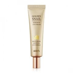 Крем для глаз с золотом и муцином улитки Skin79 Golden Snail Intensive Eye Cream, 35 г
