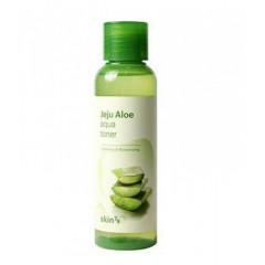 Увлажняющий тонер для лица с экстрактом алое Skin79 Jeju Aloe Aqua Toner, 150 мл