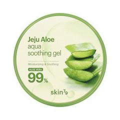 Универсальный гель c алоэ Skin79 Jeju Aloe Aqua Soothing Gel, 300 мл